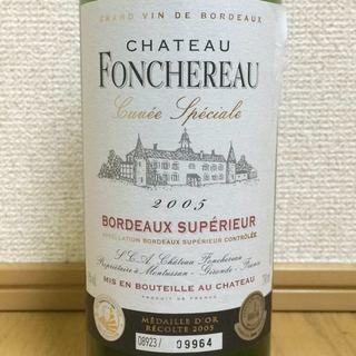 Ch. Fonchereau Cuvée Spéciale