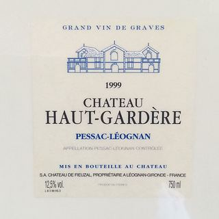Ch. Haut Gardere