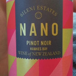 Sileni Estates Nano Pinot Noir Hawkes Bay