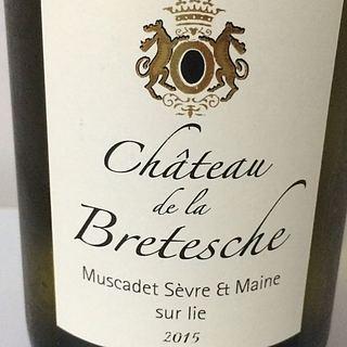Ch. de la Bretesche Muscadet Sèvre et Maine Sur Lie