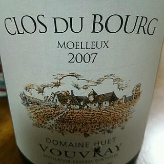 Dom. Huet Vouvray Le Clos du Bourg Moelleux