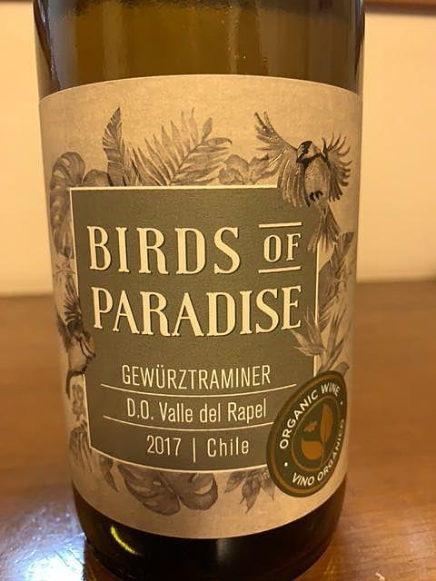 Birds of Paradise Gewürztraminer