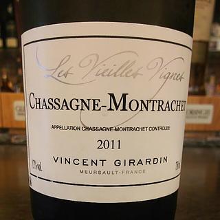 Vincent Girardin Chassagne Montrachet Les Vieilles Vignes Rouge