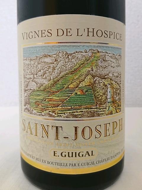 E.Guigal Saint Joseph Vignes de L'Hospice