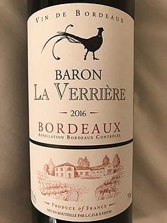Baron La Verrière(バロン・ラ・ヴェリエール)
