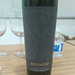 Renwood Zanini Vineyard Zinfandel