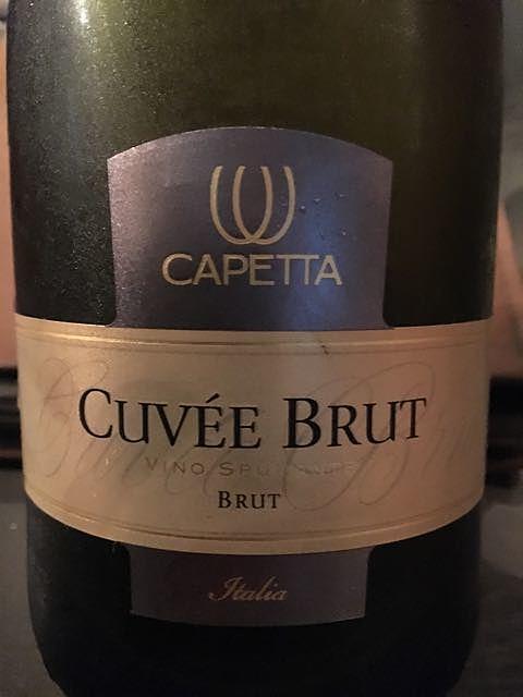 Capetta Cuvée Brut(カペッタ キュヴェ・ブリュット)