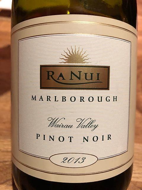 Ra Nui Pinot Noir(ラ・ヌイ ピノ・ノワール)