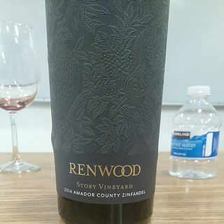 Renwood Story Vineyard Zinfandel