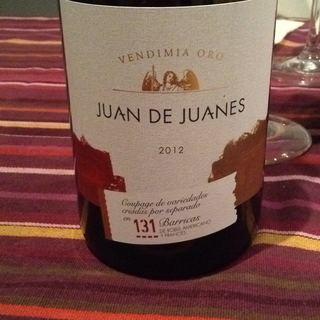 Juan de Juanes Oro