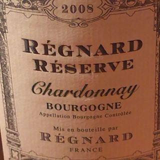 Régnard Bourgogne Chardonnay Reserve