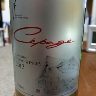 Sapporo Fujino Winery Cépage エルクの森 白