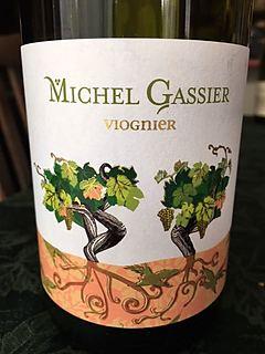 Michel Gassier Les Piliers Viognier
