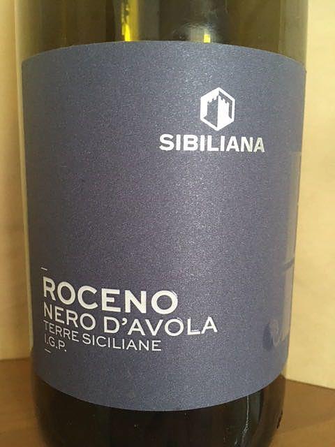 Sibiliana Roceno Nero d'Avola