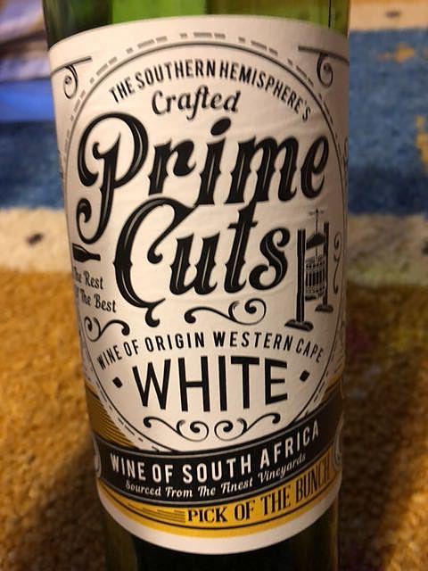 Prime Cuts White Blend(プライム・カッツ ホワイト・ブレンド)