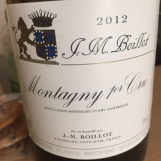 Dom. J. M. Boillot Montagny 1er Cru