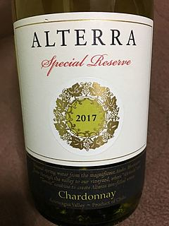 Alterra Special Reserve Chardonnay