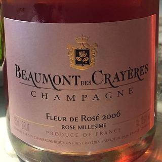 Beaumont des Crayères Fleur de Rosé Rosé Millésime(ボーモン・デ・クレイエール フルール・ド・ロゼ ロゼ・ミレジメ)