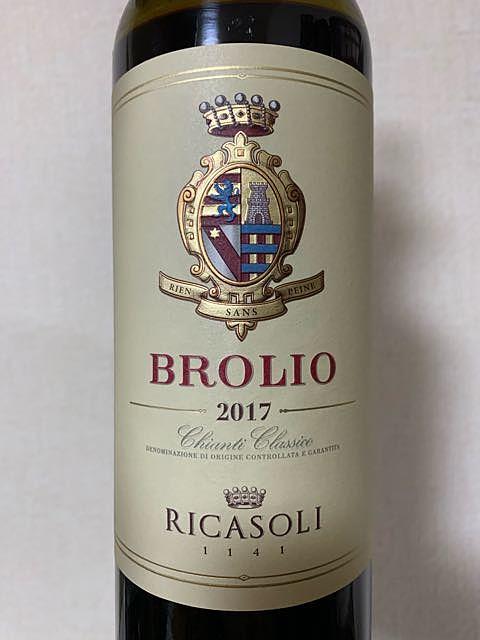 Barone Ricasoli Brolio Chianti Classico