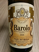 テッレ・デル・バローロ バローロ(2008)