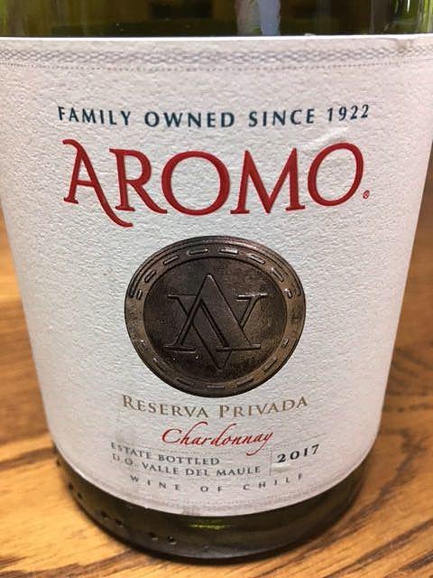 Aromo Private Reserve Chardonnay
