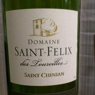 Dom. Saint Felix des Toureilles Saint Chinian Rouge