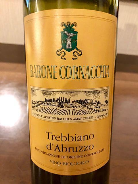 Barone Cornacchia Trebbiano d'Abruzzo