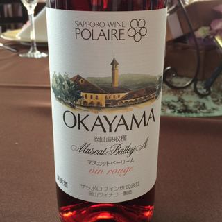 Polaire Okayama マスカットベリーA Vin Rouge