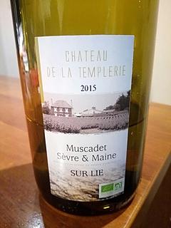 Ch. de La Templerie Muscadet Sèvre et Maine Sur Lie