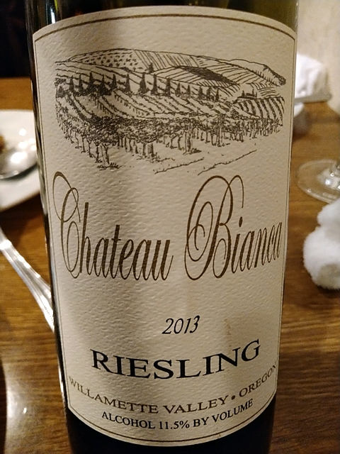 Ch. Bianca Riesling
