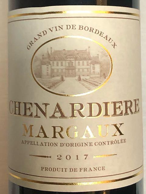 Chenardiere Margaux(シュナルディエール マルゴー)