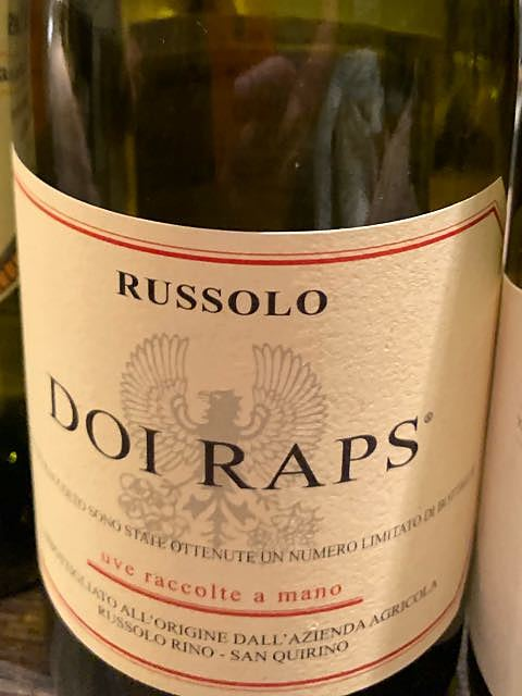 Russolo Doi Raps(ルッソロ ドイ・ラプス)