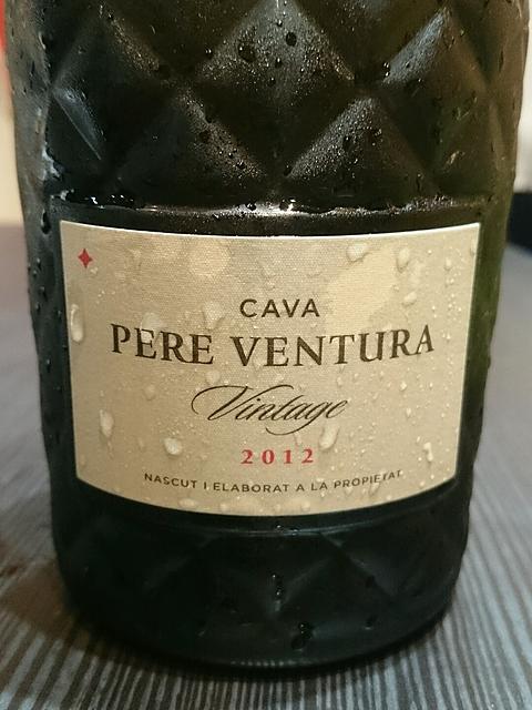 Pere Ventura Vintage Gran Reserva Brut(ペレ・ベントゥーラ ヴィンテージ グラン・レゼルヴァ ブリュット)