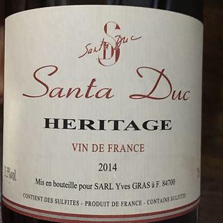 Dom. Santa Duc Heritage