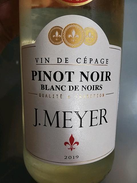 J. Meyer Pinot Noir Blanc de Noirs (Mosel)