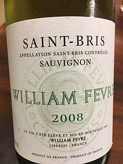 William Fèvre Saint Bris Sauvignon