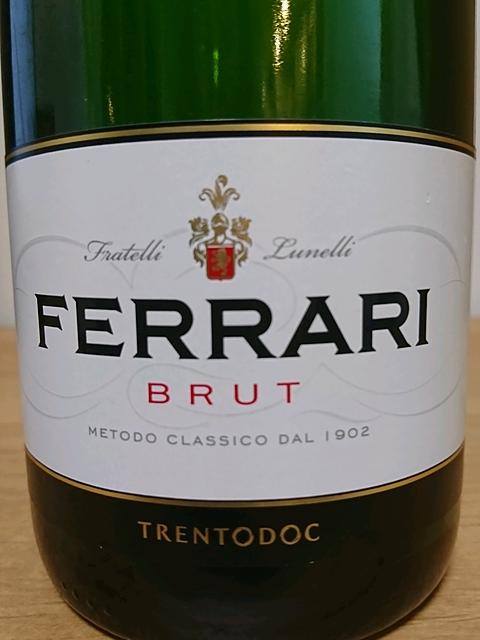 Ferrari Brut(フェッラーリ ブリュット)