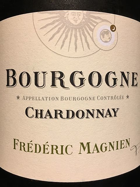 Frédéric Magnien Bourgogne Chardonnay