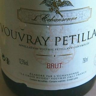 l'Echansonne Vouvray Pétillant Brut