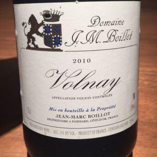 Dom. J. M. Boillot Volnay