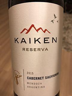 Kaiken Cabernet Sauvignon Reserva