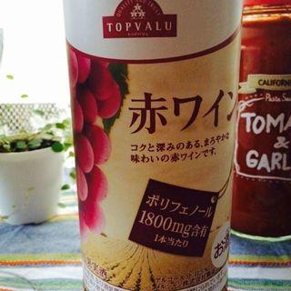 Topvalu 赤ワイン