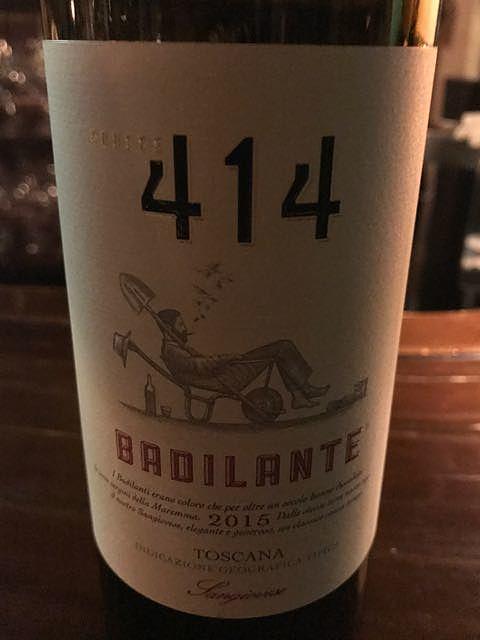 Podere 414 Badilante(ポデーレ414 バディランテ)
