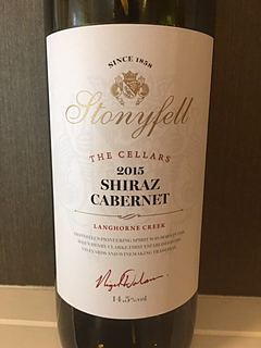 Stonyfell The Cellars Shiraz Cabernet