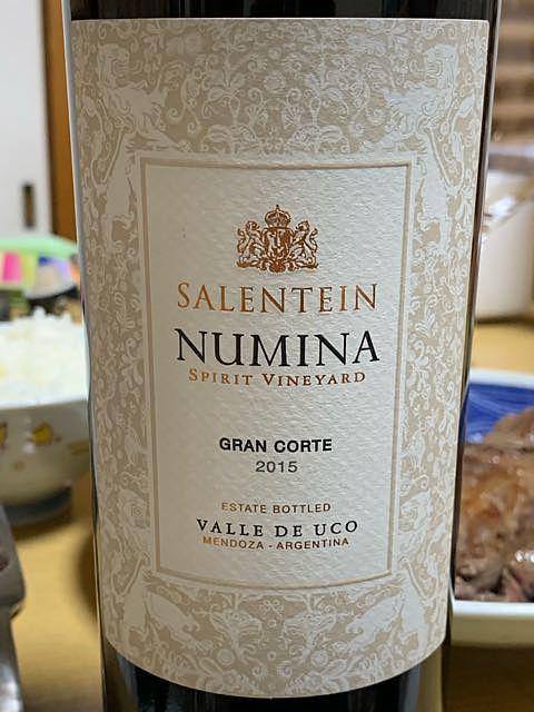 Salentein Numina Gran Corte(サレンタイン ヌミーナ グラン・コルテ)