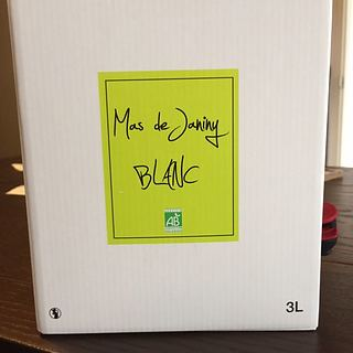 Mas de Janiny Bag In Box Blanc