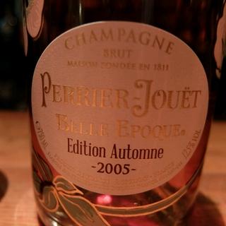 Perrier Jouët Belle Epoque Edition Automme(ペリエ・ジュエ ベル・エポック エディション・オータム)