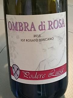 Podere Luisa Ombra di Rosa Rosato