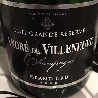 André Villeneuve Brut Grande Réserve