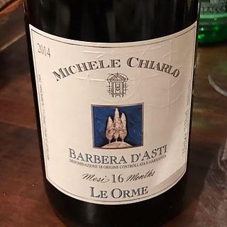 Michele Chiarlo Barbera d'Asti Le Orme 16 Mesi(ミケーレ・キャルロ バルベーラ・ダスティ レ・オルメ)